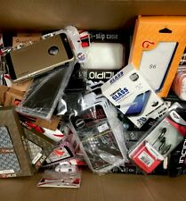 Bulk Wholesale lot of 50  Various Mixed Cell Phone Cases and Accessories