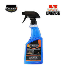 Phoenix1 Professional Power Car PureView Glass Cleaner Anti Fog  475ml