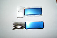 MOTO GUZZI MOTORCYCLE  Carburetor Jet Cleaner Cleaning Wire Set Tools 2PC