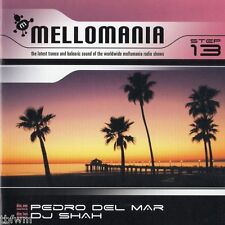 Mellomania 13 - 2CD MIXED - TRANCE PROGRESSIVE TRANCE