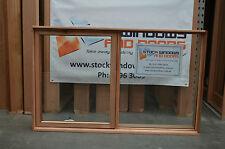 Timber Awning Window 1025h x 1512w - DOUBLE GLAZED (BRAND NEW SITTING IN STOCK)