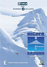 Warren Miller's Higher Ground (DVD, 2007) - Region 4