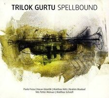 Spellbound [Digipak] * by Trilok Gurtu (CD, 2013, Sunnyside Communications)