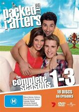 Packed To The Rafters : Season 1-3 (DVD, 2011, 18-Disc Set) New Region 4
