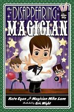 The Disappearing Magician (Magic Shop Series)