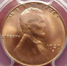 1939 S Lincoln Wheat Cent PCGS MS66RD 33072321 11132016