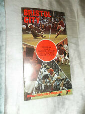 1976 GFA CUP FINAL BRISTOL CITY V BRISTOL ROVERS