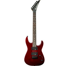 Jackson JS12 Dinky 6-string 24 fret Electric Guitar - Metallic Red, New!