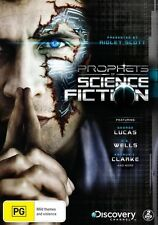 PROPHETS OF SCIENCE FICTION BRAND NEW 2DVD SET DISCOVEY CHANNEL!
