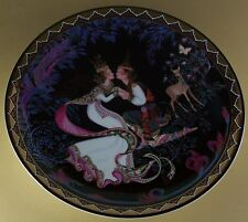 The Love Story of Siam THE BETROTHAL Plate #1 MIB + COA Thailand Lotus Land