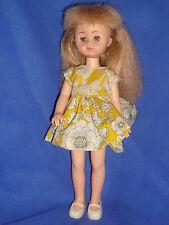 1978 Vogue Ginny ~ las rodillas bendable Lesney Skinny & abrir/cerrar los ojos ~ TLC requerido