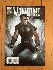 Wolverine: Weapon X #4 (Marvel) Variant Edition