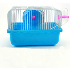Portable Small Hamster Cage Mouse Gerbil Living Castle Pet House Randomly