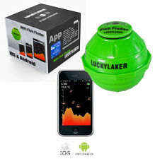 Sonar Wireless WI-FI Fish Finder. Kayak, Boat, shore,Ice. Carp / Coarse