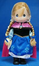 "Frozen Princess Anna 12"" Doll Precious Moments Disney Parks Signed #5008"