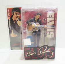 ELVIS PRESLEY '68 COMEBACK SPECIAL FIGURE by McFARLANE TOYS UNUSED ON CARD