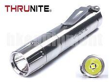 Thrunite T10T Cree XP-L Ti Titanium Cool White CW LED Flashlight