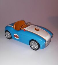 SPECIAL Agent OSO TOY RACE CAR  - DISNEY CONVERTIBLE SPORTS CAR