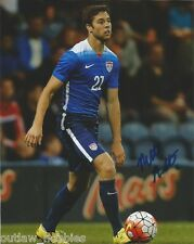 Team USA Matt Polster Autographed Signed 8x10 Photo COA D