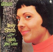I Wish You Love 2003 by Keely Smith ExLibrary
