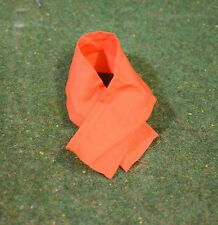 VINTAGE ACTION MAN 40th LOOSE ACTION PILOT ORANGE SCARF