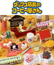 Megahouse Yellow Dogs Coffee Shop Captain kitchen miniatures Full Set of 8
