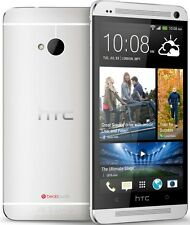 HTC One M7 PN07200 Sprint 4G LTE 32GB Android Smartphone Silver RB