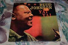 Budd Johnson~Ya! Ya!~Argo Recodrs ARGO 736~Jazz~Joe Segal~FAST SHIPPING