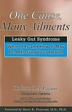 One Cause, Many Ailments: Leaky Gut Syndrome: What It Is and How It May Be Affec