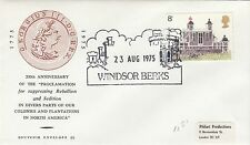 (97113) CLEARANCE GB Cover Suppressing Rebellion & Sedition Windsor 23 Aug 1975