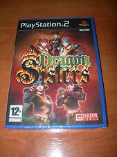 DRAGON SISTERS PS2 (PAL ESPAÑA PRECINTADO)