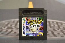 POKEMON TRADING CARD GB GAME BOY COLOR JAP JP JPN GBC GAMEBOY