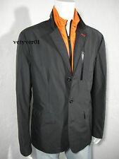 VICTORINOX Swiss Army Pertex Altitude Blazer Jacket Detachable Bib sz 42R ( L )
