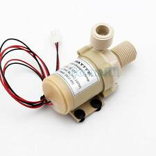 High Quality DC 12V Solar Hot Water Circulation Pump Brushless Motor Submersible