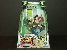 "Tomb Raider Lara Croft in Area 51 Outfit  - 10"" Action Figure - UNOPENED!"