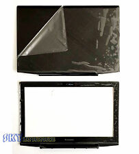 "New/Orig Lenovo Y50-70 15.6"" Lcd Back Cover AM14R000400 + Front Bezel Non-touch"