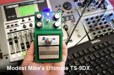 Modest Mike's Ultimate Ibanez TS-9DX!
