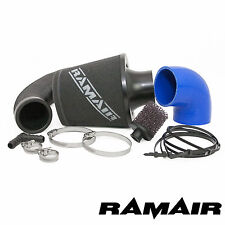 Ford Fiesta ST150 Performance Induction Intake Cone Air Filter Kit Ramair Blue