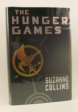 SUZANNE COLLINS The Hunger Games 1st/1st HB/DJ