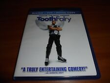 The Tooth Fairy (Blu-ray/DVD, 2010, 3-Disc Set) The Rock Used