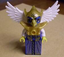 Lego Legends of Chima - Ewald - No Chi Figur mit Rüstung und Flügeln Neu