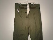 GENUINE USGI AIRCREW COLD WEATHER PANT LINERS MEDIUM LONG NEW 100% ARAMID 1998