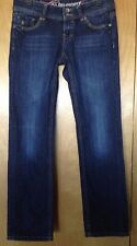 EDC ESPRIT FIVE STRAIGHT WOMEN'S JEANS TAG 28 x 30 MEASURES 30 X 30 EUC
