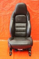 2007 07 CHEVROLET CORVETTE C6 CONVERTIBLE OEM RH PASSENGER LEATHER SEAT LS2 1014