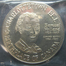 "1980 Charlottetown P.E.I. Canada Quasquicentennial ""Good For $1.00"" Trade Token!"