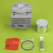 46mm Cylinder Piston Pin Kits Fit Husqvarna 55 51 Replace 503609172 Chainsaw