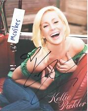 Beautiful Kellie Pickler SEXY Autographed Signed 8x10 Photo COA American Idol