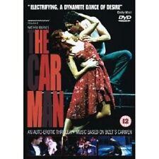 MATTHEW BOURNE - THE CAR MAN DVD MUSICAL NEW+