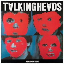 TALKING HEADS - Remain In Light - LP - Sire