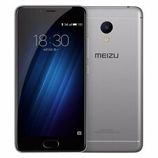 MEIZU M3s  - 2GB RAM + 16GB ROM - Gray (Unlocked) Smartphone